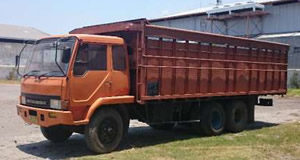 truk double